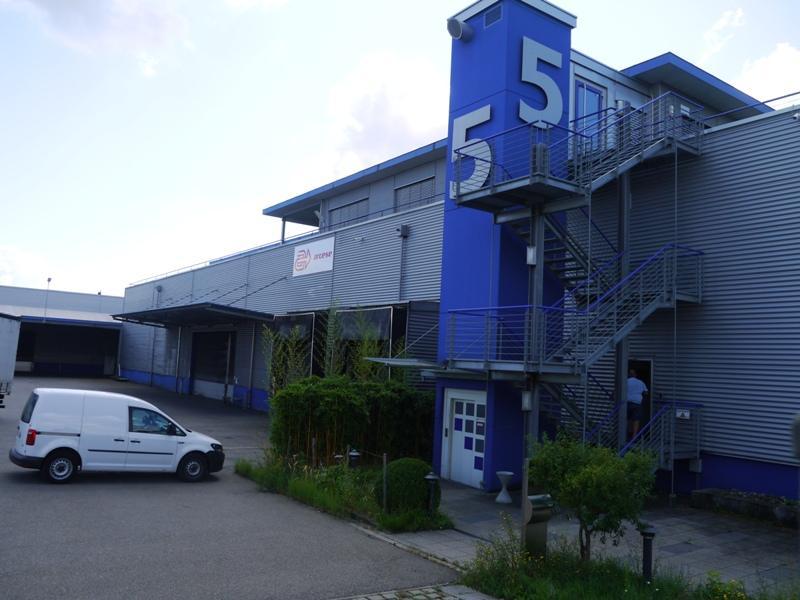 Grundstrück mit Logistikzentrum in Singen